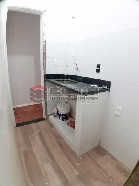 cozinha  - Apartamento 1 quarto para alugar Flamengo, Zona Sul RJ - R$ 1.600 - LAAP13145 - 9