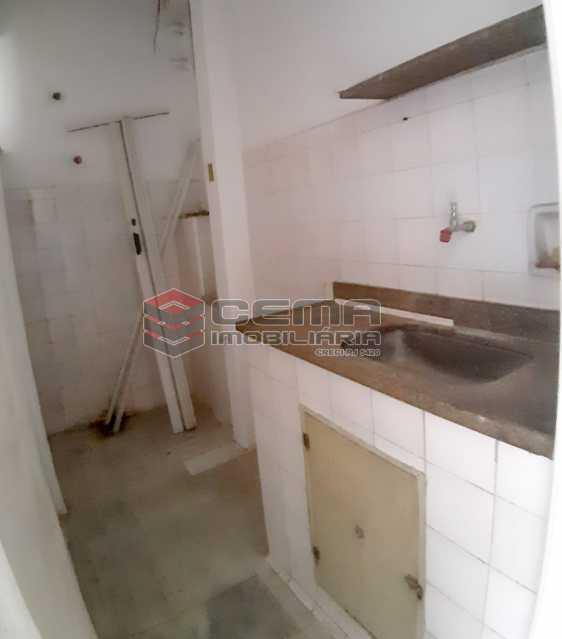 cozinha  - quarto e sala catete - LAAP13142 - 10