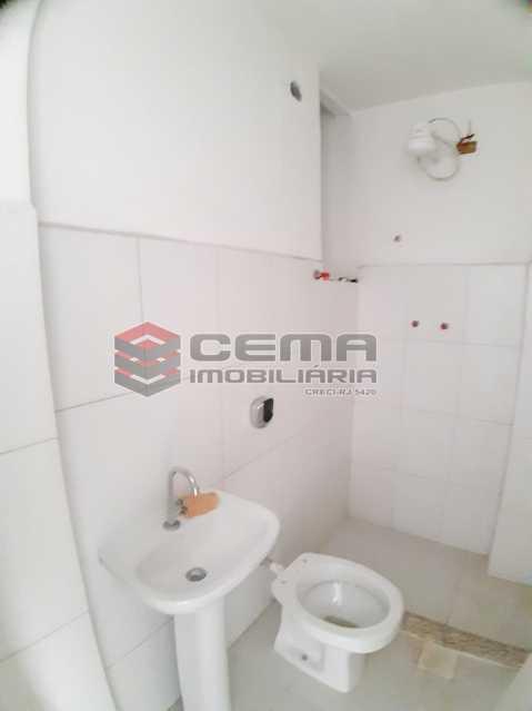 banheiro social  - quarto e sala catete - LAAP13144 - 7