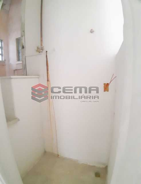 área de serviço  - quarto e sala catete - LAAP13144 - 9