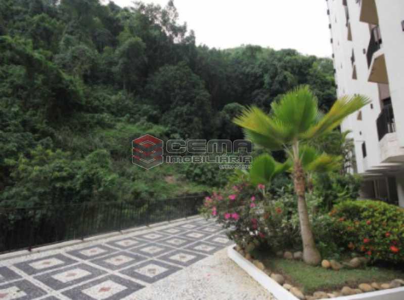 area externa - Hotel Residência em Copacabana - LAAP13147 - 7