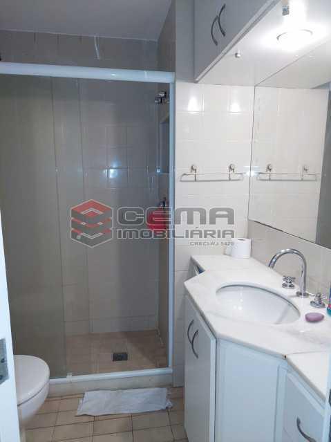 banheiro. - Hotel Residência em Copacabana - LAAP13147 - 21