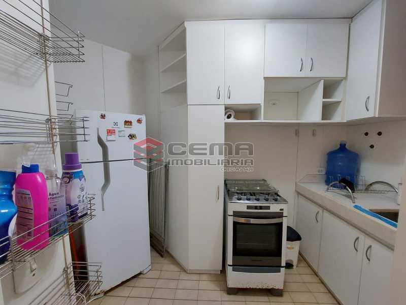 cozinha angulo2. - Hotel Residência em Copacabana - LAAP13147 - 23