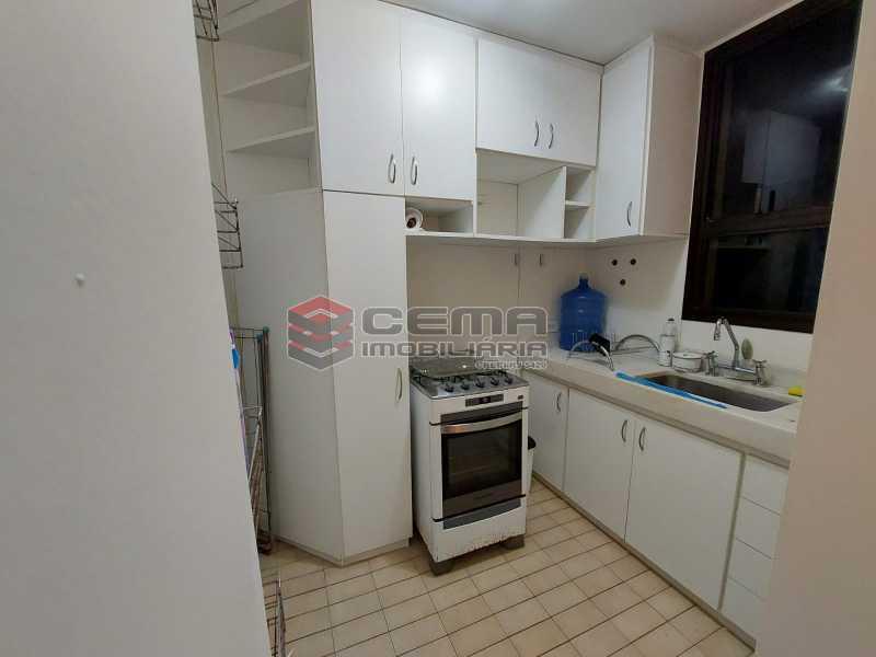 cozinha angulo3. - Hotel Residência em Copacabana - LAAP13147 - 24