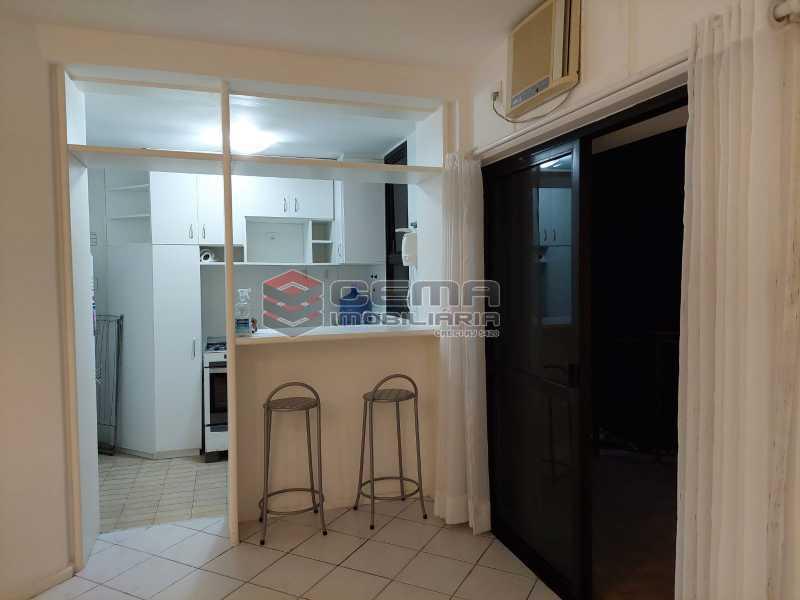 cozinha. - Hotel Residência em Copacabana - LAAP13147 - 19