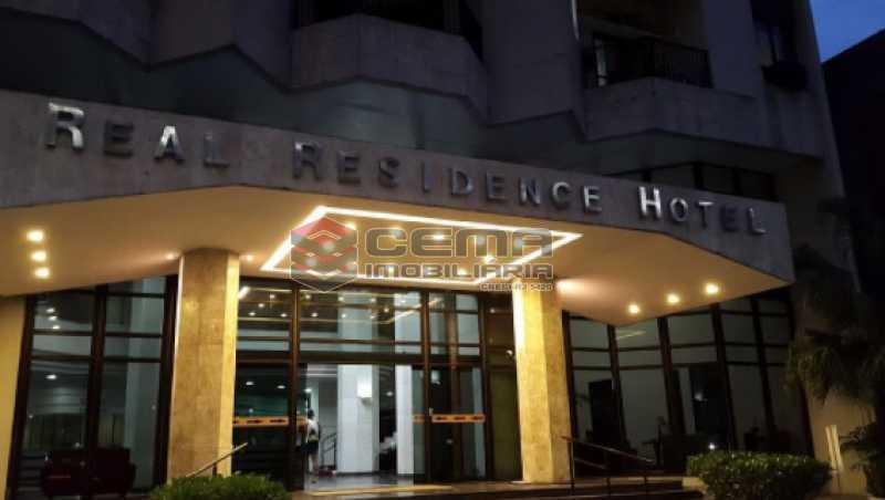 entrada - Hotel Residência em Copacabana - LAAP13147 - 11