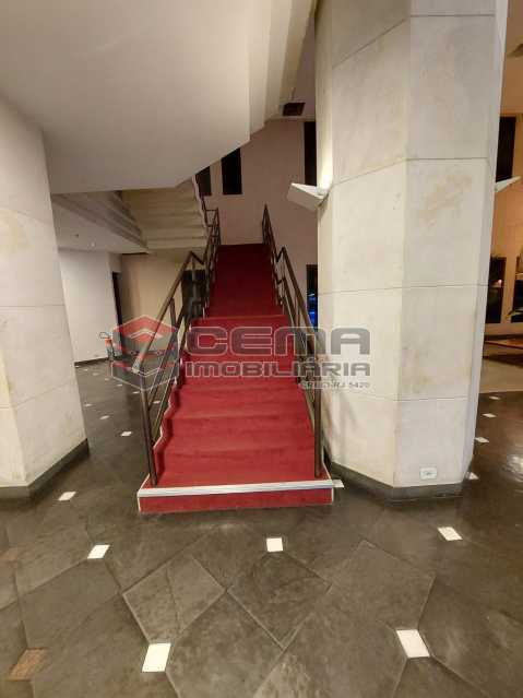escadas. - Hotel Residência em Copacabana - LAAP13147 - 9
