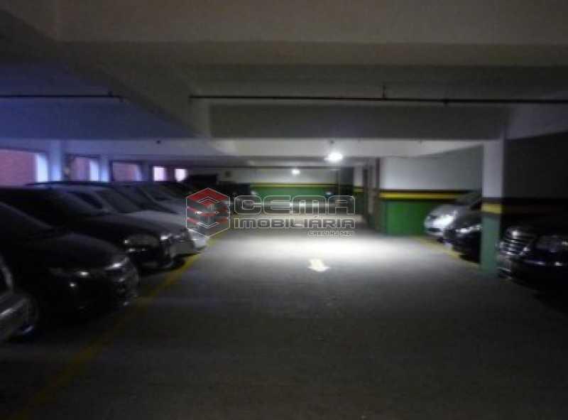 garagem - Hotel Residência em Copacabana - LAAP13147 - 12