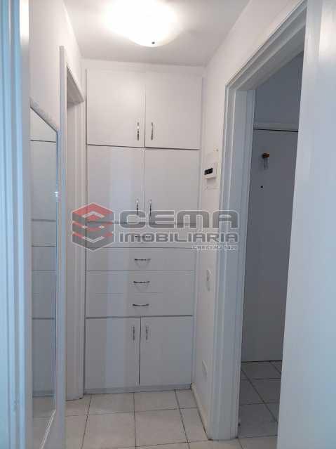 hall. - Hotel Residência em Copacabana - LAAP13147 - 20