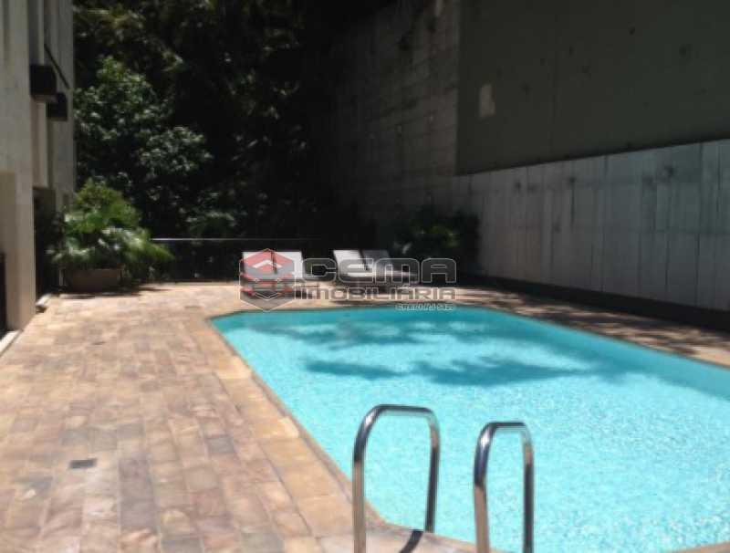 piscina angulo2 - Hotel Residência em Copacabana - LAAP13147 - 3
