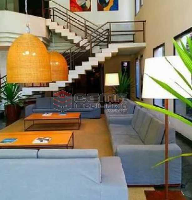 recepção angulo2 - Hotel Residência em Copacabana - LAAP13147 - 4