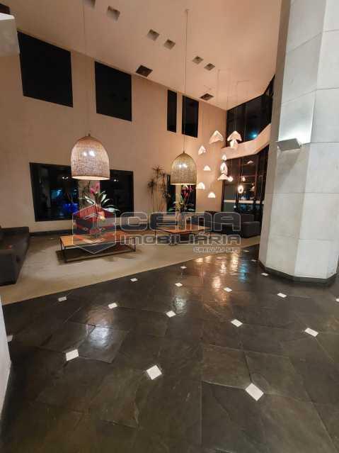 recepção angulo3. - Hotel Residência em Copacabana - LAAP13147 - 8