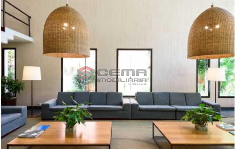 Recepção - Hotel Residência em Copacabana - LAAP13147 - 5