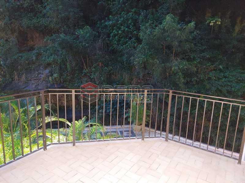 varanda angulo2. - Hotel Residência em Copacabana - LAAP13147 - 13