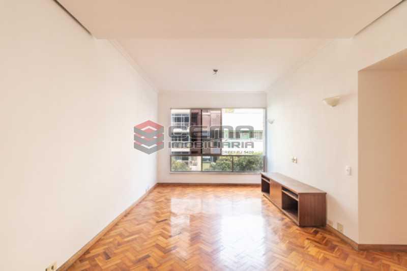 Sala - Apartamento para alugar Rua Soares Cabral,Laranjeiras, Zona Sul RJ - R$ 2.900 - LAAP34748 - 3