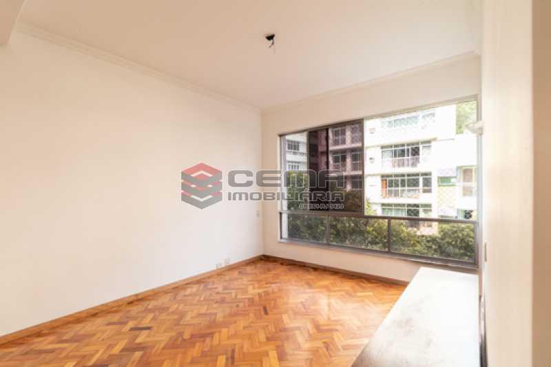Sala - Apartamento para alugar Rua Soares Cabral,Laranjeiras, Zona Sul RJ - R$ 2.900 - LAAP34748 - 4
