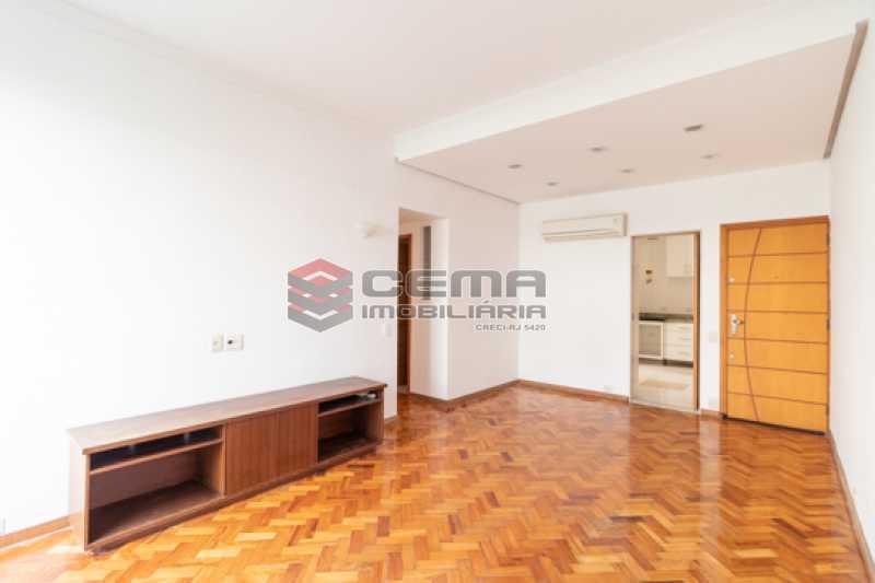 Sala - Apartamento para alugar Rua Soares Cabral,Laranjeiras, Zona Sul RJ - R$ 2.900 - LAAP34748 - 1
