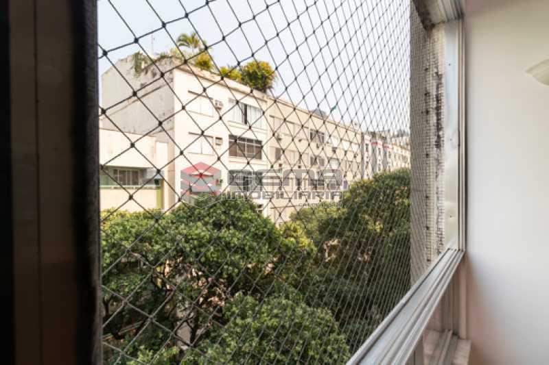 Vista - Apartamento para alugar Rua Soares Cabral,Laranjeiras, Zona Sul RJ - R$ 2.900 - LAAP34748 - 5