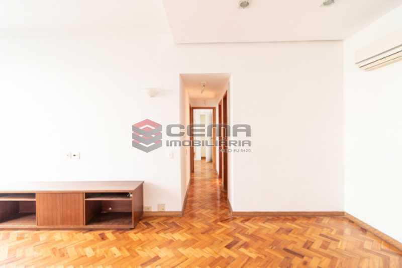 Sala - Apartamento para alugar Rua Soares Cabral,Laranjeiras, Zona Sul RJ - R$ 2.900 - LAAP34748 - 6
