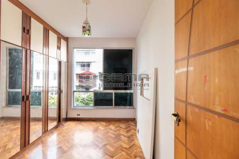 Quarto 1 - Apartamento para alugar Rua Soares Cabral,Laranjeiras, Zona Sul RJ - R$ 2.900 - LAAP34748 - 7