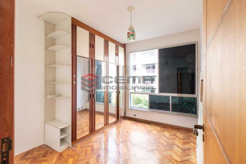Quarto 1 - Apartamento para alugar Rua Soares Cabral,Laranjeiras, Zona Sul RJ - R$ 2.900 - LAAP34748 - 8