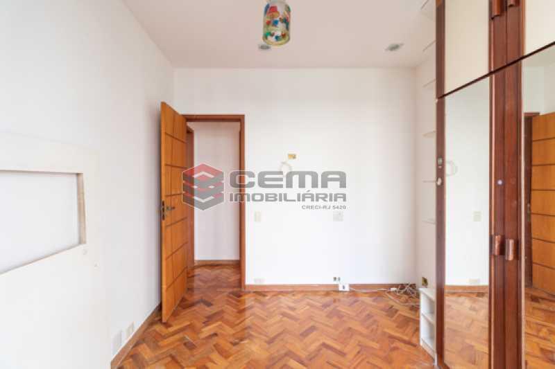 Quarto 1 - Apartamento para alugar Rua Soares Cabral,Laranjeiras, Zona Sul RJ - R$ 2.900 - LAAP34748 - 9
