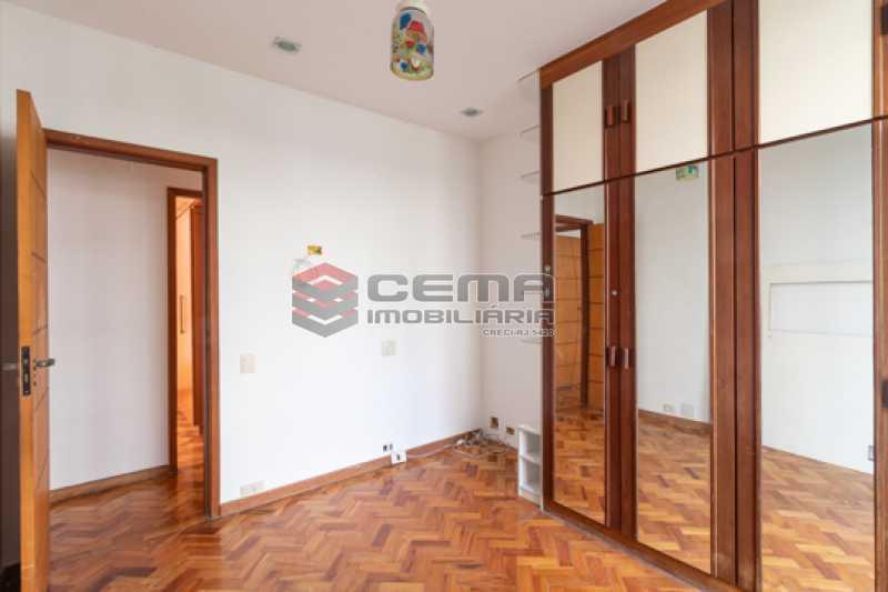 Quarto 2 - Apartamento para alugar Rua Soares Cabral,Laranjeiras, Zona Sul RJ - R$ 2.900 - LAAP34748 - 10
