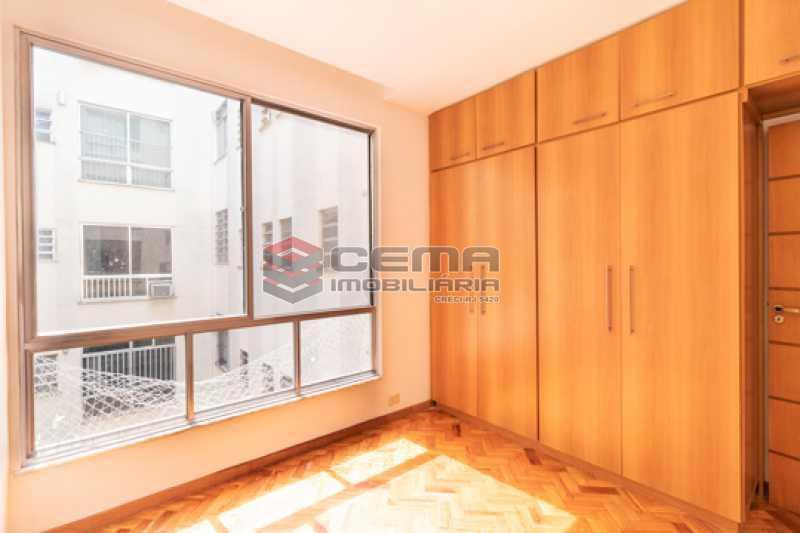 Quarto 2 - Apartamento para alugar Rua Soares Cabral,Laranjeiras, Zona Sul RJ - R$ 2.900 - LAAP34748 - 11