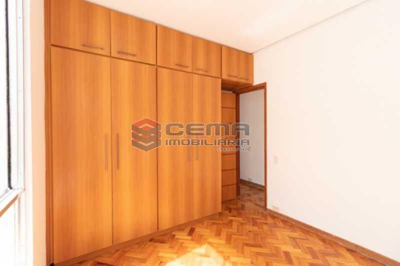 Quarto 2 - Apartamento para alugar Rua Soares Cabral,Laranjeiras, Zona Sul RJ - R$ 2.900 - LAAP34748 - 12