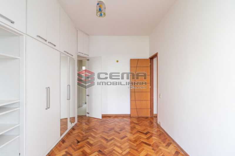 Quarto suíte - Apartamento para alugar Rua Soares Cabral,Laranjeiras, Zona Sul RJ - R$ 2.900 - LAAP34748 - 14