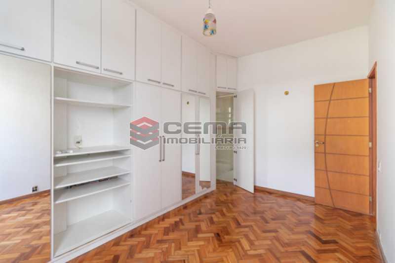 Quarto suíte - Apartamento para alugar Rua Soares Cabral,Laranjeiras, Zona Sul RJ - R$ 2.900 - LAAP34748 - 15