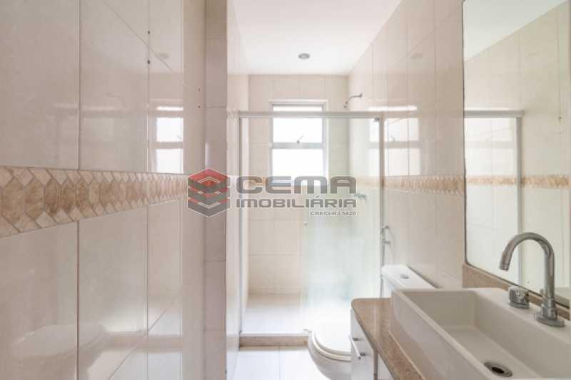 Banheiro suíte - Apartamento para alugar Rua Soares Cabral,Laranjeiras, Zona Sul RJ - R$ 2.900 - LAAP34748 - 17