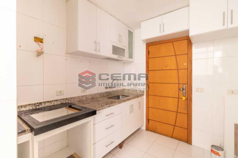 Cozinha - Apartamento para alugar Rua Soares Cabral,Laranjeiras, Zona Sul RJ - R$ 2.900 - LAAP34748 - 18