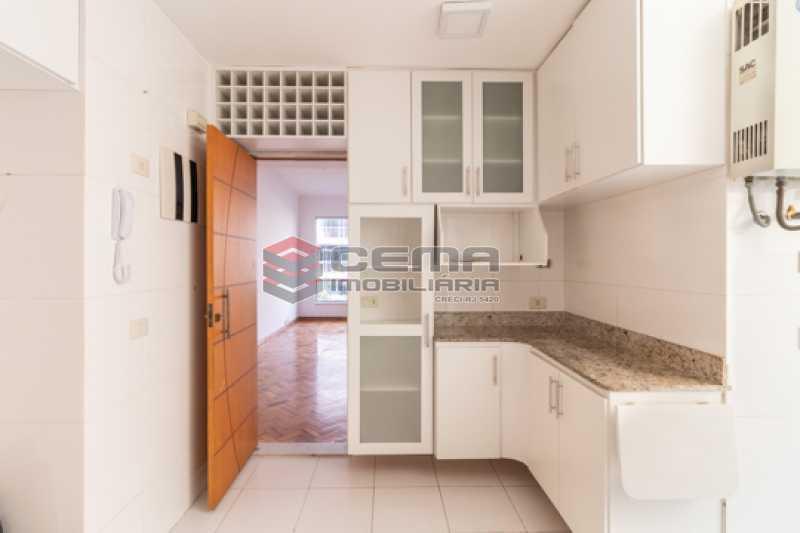 Cozinha - Apartamento para alugar Rua Soares Cabral,Laranjeiras, Zona Sul RJ - R$ 2.900 - LAAP34748 - 20
