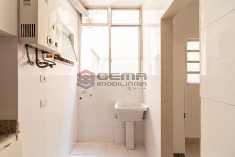 Área de Serviço - Apartamento para alugar Rua Soares Cabral,Laranjeiras, Zona Sul RJ - R$ 2.900 - LAAP34748 - 21