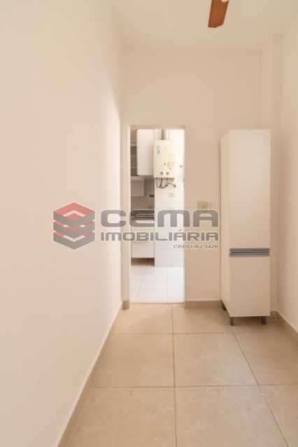 Dependência - Apartamento para alugar Rua Soares Cabral,Laranjeiras, Zona Sul RJ - R$ 2.900 - LAAP34748 - 24
