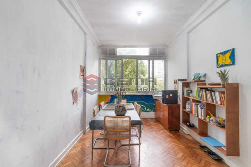 Sala - Apartamento 3 quartos para alugar Laranjeiras, Zona Sul RJ - R$ 3.200 - LAAP34776 - 1