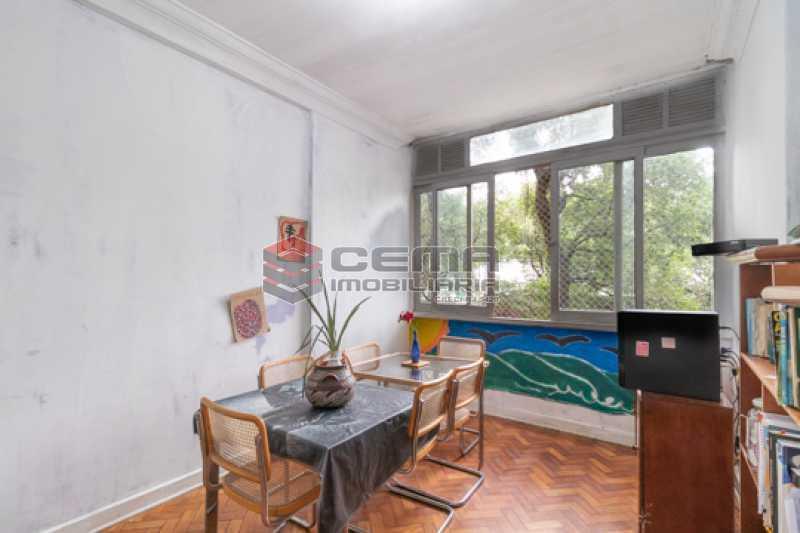 Sala - Apartamento 3 quartos para alugar Laranjeiras, Zona Sul RJ - R$ 3.200 - LAAP34776 - 3