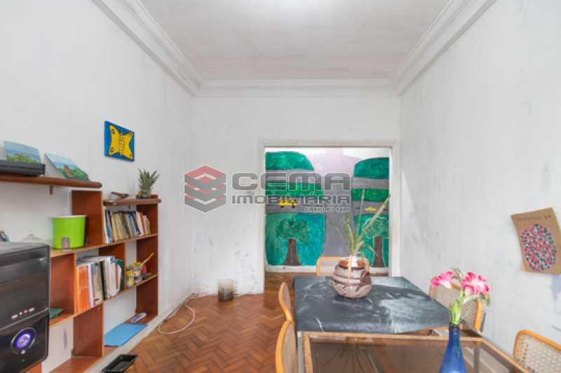 Sala - Apartamento 3 quartos para alugar Laranjeiras, Zona Sul RJ - R$ 3.200 - LAAP34776 - 4