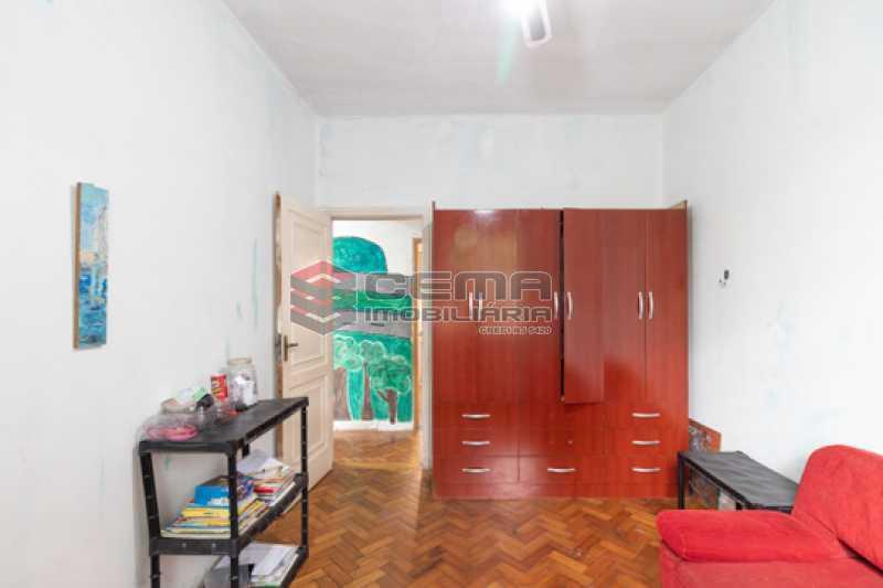 Quarto 1 - Apartamento 3 quartos para alugar Laranjeiras, Zona Sul RJ - R$ 3.200 - LAAP34776 - 6