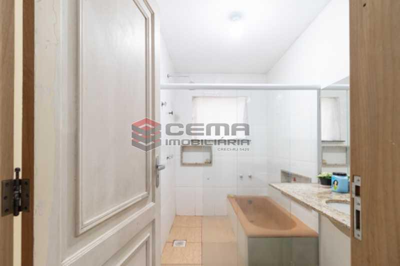 Banheiro social - Apartamento 3 quartos para alugar Laranjeiras, Zona Sul RJ - R$ 3.200 - LAAP34776 - 13
