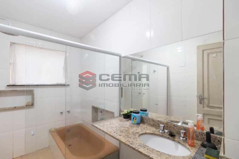 Banheiro social - Apartamento 3 quartos para alugar Laranjeiras, Zona Sul RJ - R$ 3.200 - LAAP34776 - 14