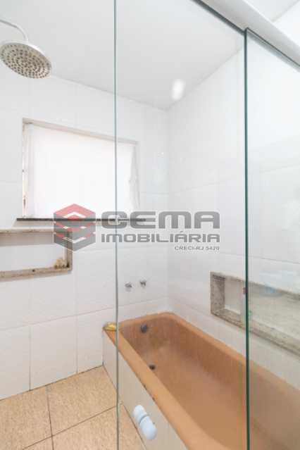 Banheiro social - Apartamento 3 quartos para alugar Laranjeiras, Zona Sul RJ - R$ 3.200 - LAAP34776 - 15