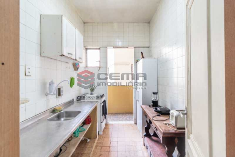 Cozinha - Apartamento 3 quartos para alugar Laranjeiras, Zona Sul RJ - R$ 3.200 - LAAP34776 - 17