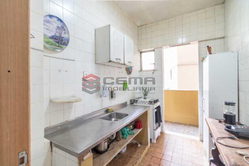 Cozinha - Apartamento 3 quartos para alugar Laranjeiras, Zona Sul RJ - R$ 3.200 - LAAP34776 - 18