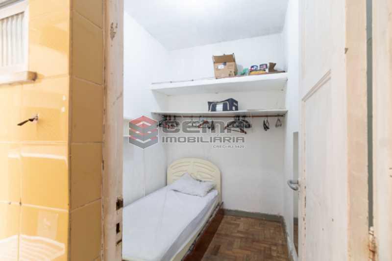 Dependência de serviço - Apartamento 3 quartos para alugar Laranjeiras, Zona Sul RJ - R$ 3.200 - LAAP34776 - 20