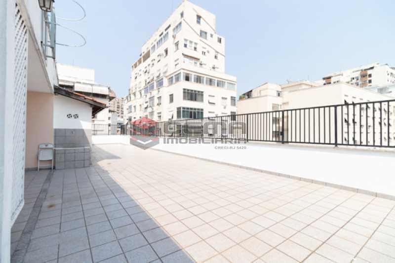 Terraço - Apartamento 1 quarto para alugar Flamengo, Zona Sul RJ - R$ 2.300 - LAAP13151 - 21