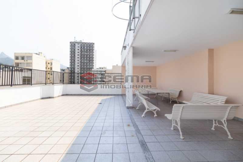 Terraço - Apartamento 1 quarto para alugar Flamengo, Zona Sul RJ - R$ 2.300 - LAAP13151 - 22