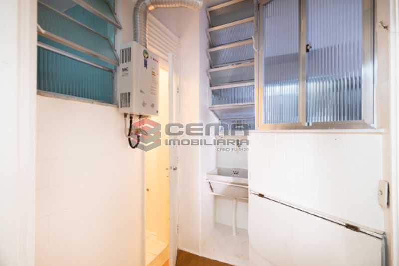 Área de serviço - Apartamento 1 quarto para alugar Flamengo, Zona Sul RJ - R$ 2.300 - LAAP13151 - 18
