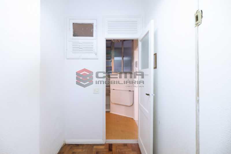 Área de serviço - Apartamento 1 quarto para alugar Flamengo, Zona Sul RJ - R$ 2.300 - LAAP13151 - 17